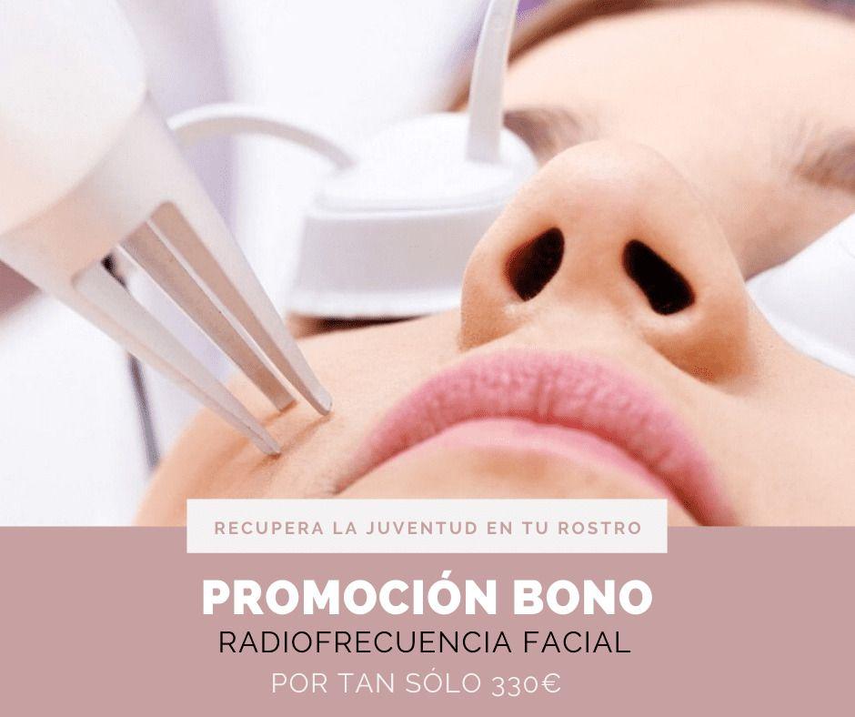 Radiofrecuencia Facial Iónica